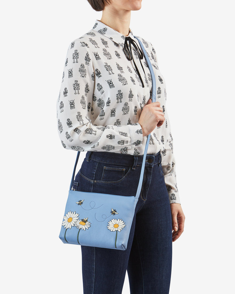Bee Happy Crossbody Bag