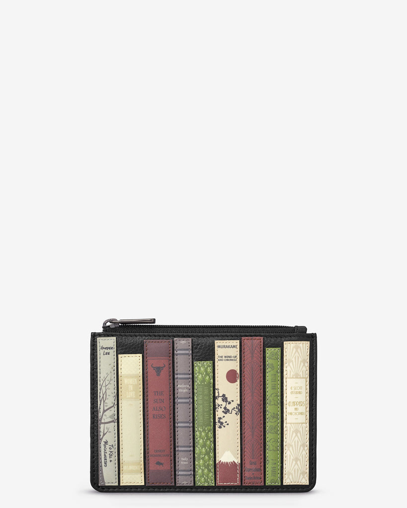 Bookworm Zip Top Purse