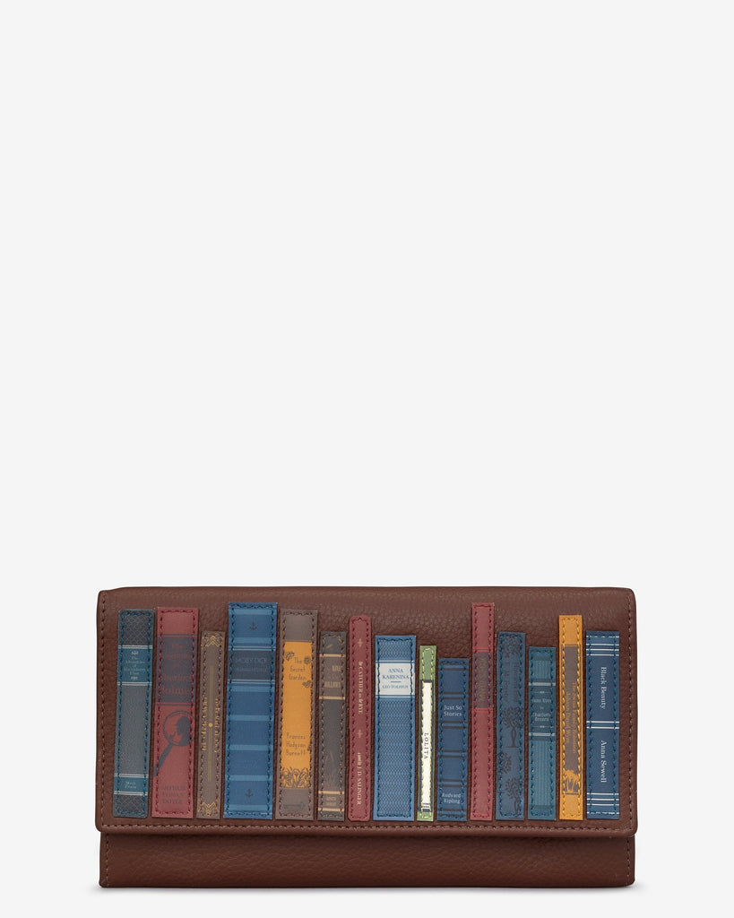 Bookworm Flapover Purse