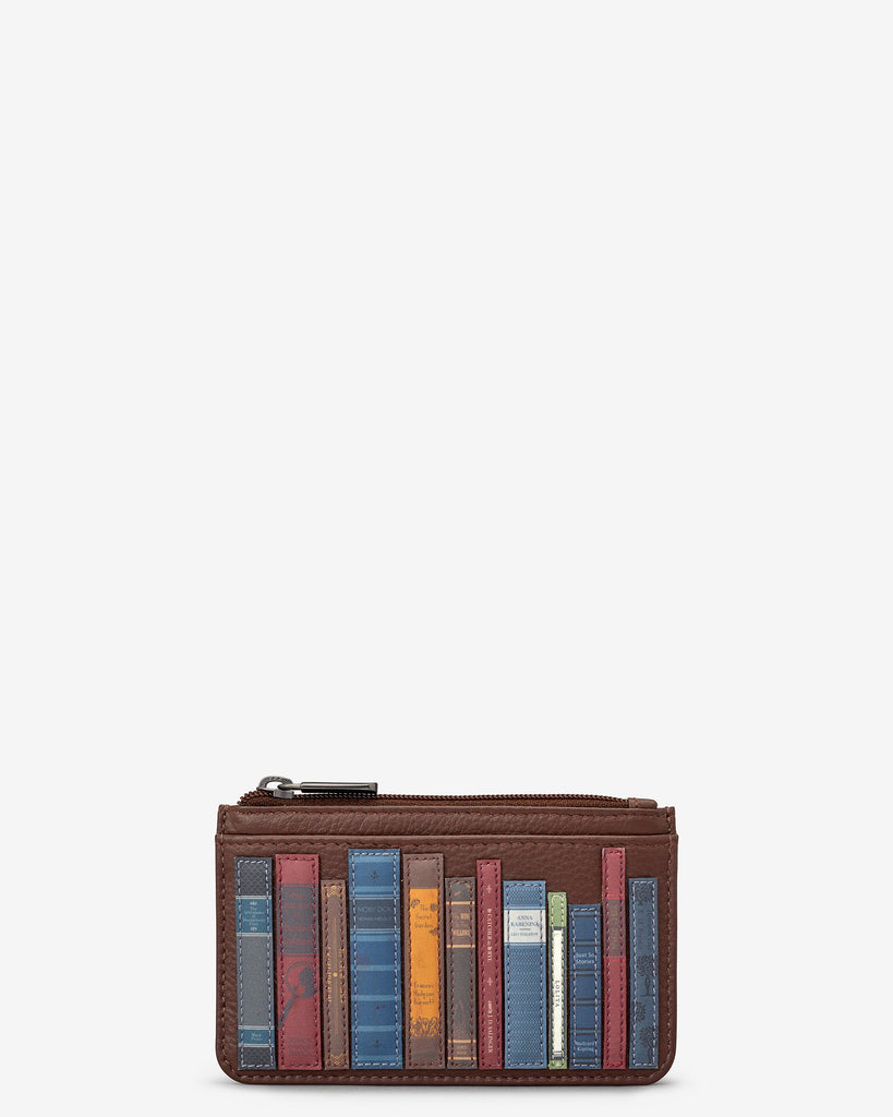 Bookworm Card Holder