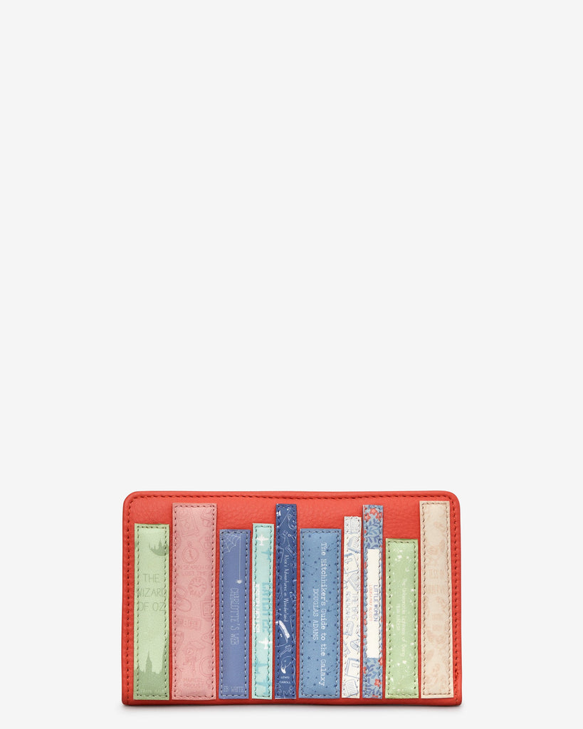 Bookworm Zip around Purse