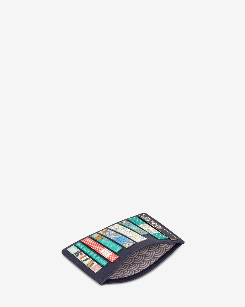 Cookbook Academy Card Holder