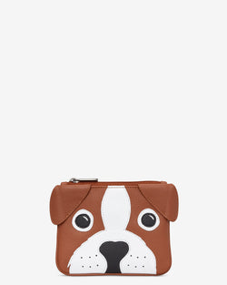 Buddy Dog Zip Top Purse