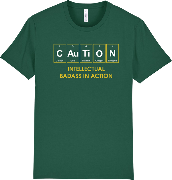 Mens Caution T-Shirt