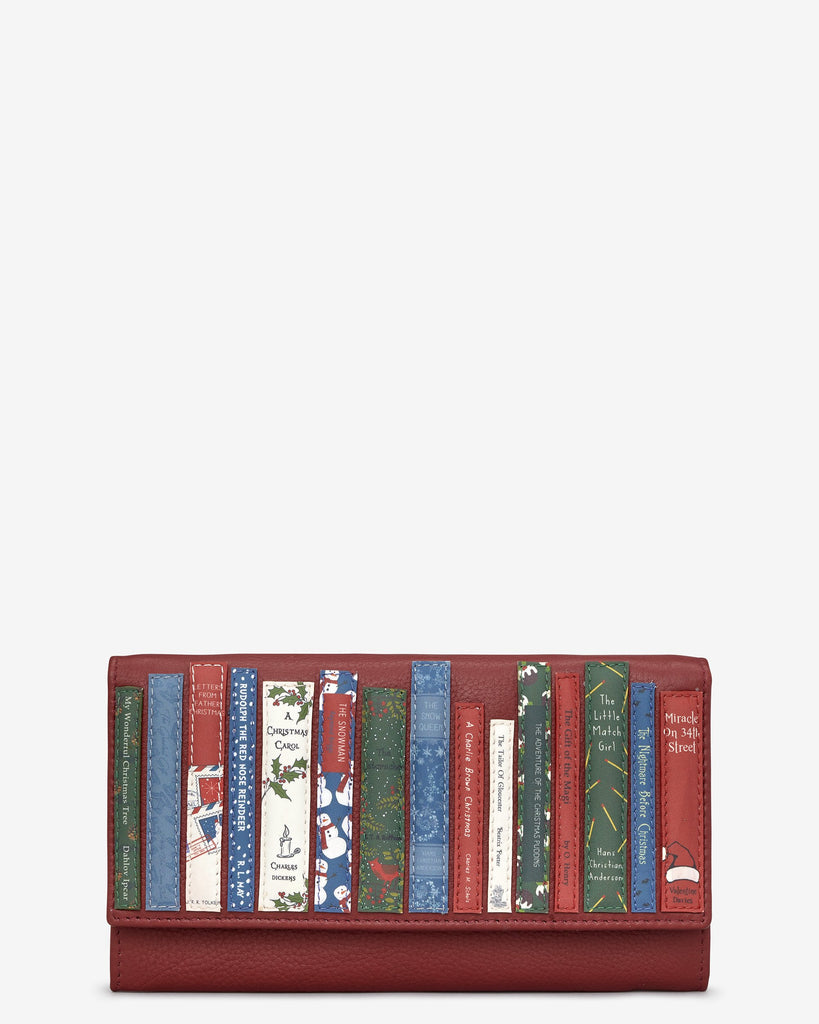 Chirstmas Bookworm Flap Over