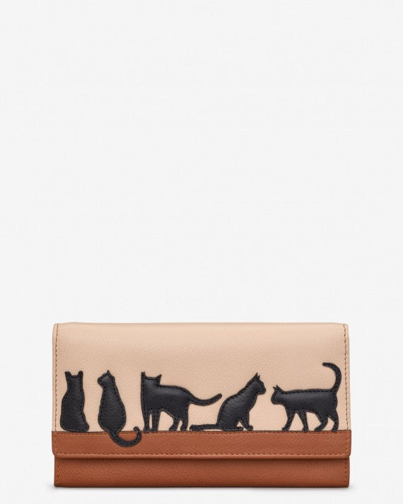 Cats Flap over Purse