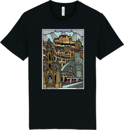 Mens Edinburgh T-Shirt