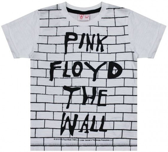 KIDS PINK FLOYD THE WALL T SHIRT