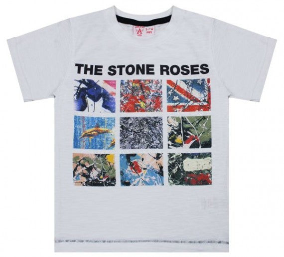 KIDS THE STONE ROSES T SHIRT