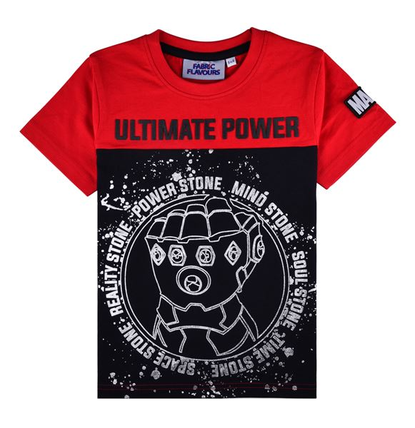 Avengers Infinite Power T-Shirt