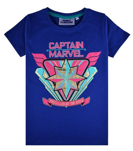 Captain Marvel Protector T-Shirt