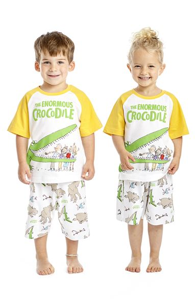 The Enormous Crocodile PJs