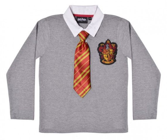 HARRY POTTER UNIFORM GREY