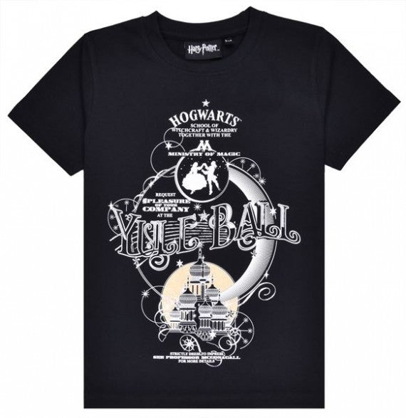 HARRY POTTER YULE BALL T-SHIRT