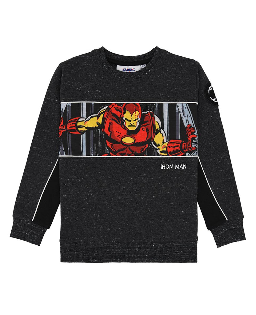 Marvel Invincible Iron Man Sweatshirt