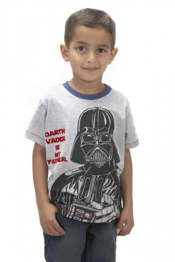 KIDS VADER IS MY FATHER TEE