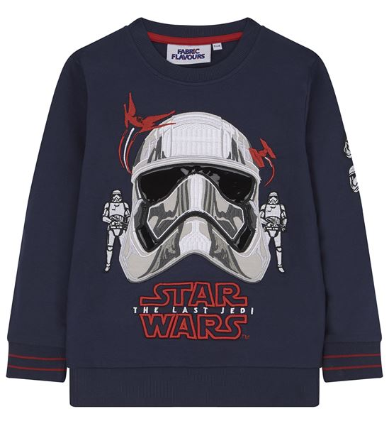 CAPTAIN PHASMA SWEATSHIRT