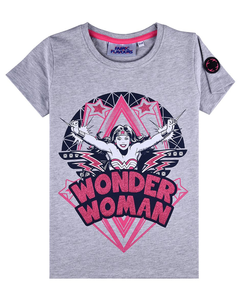 Wonder Woman Glitter Girls T