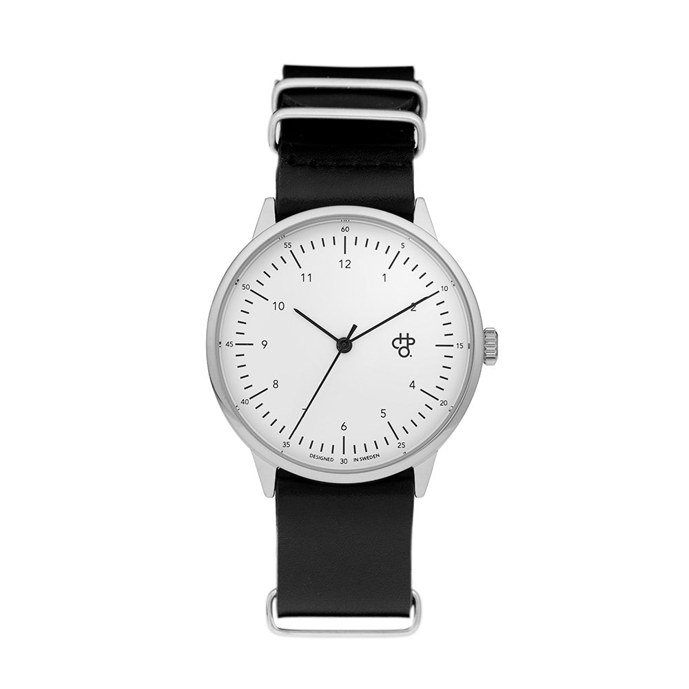 HAROLD WATCH Black Strap