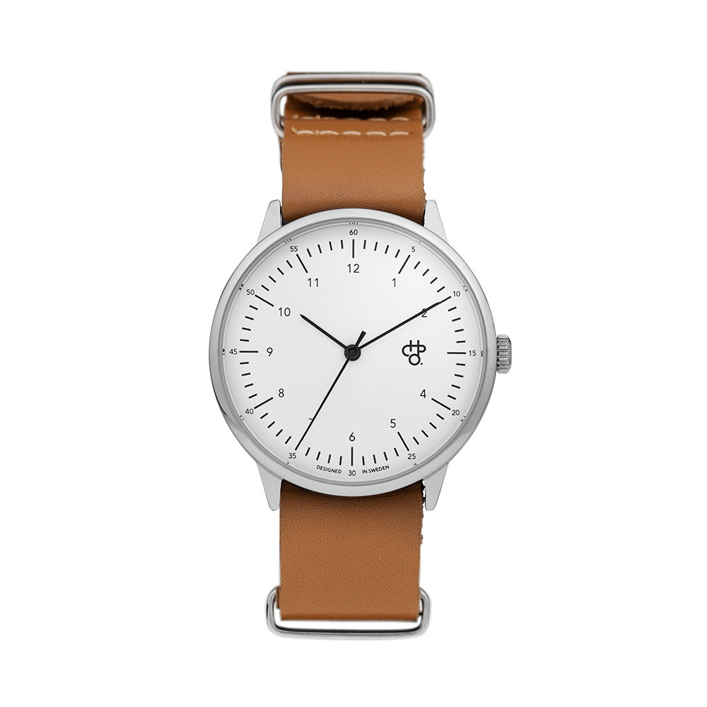 HAROLD WATCH Brown Strap