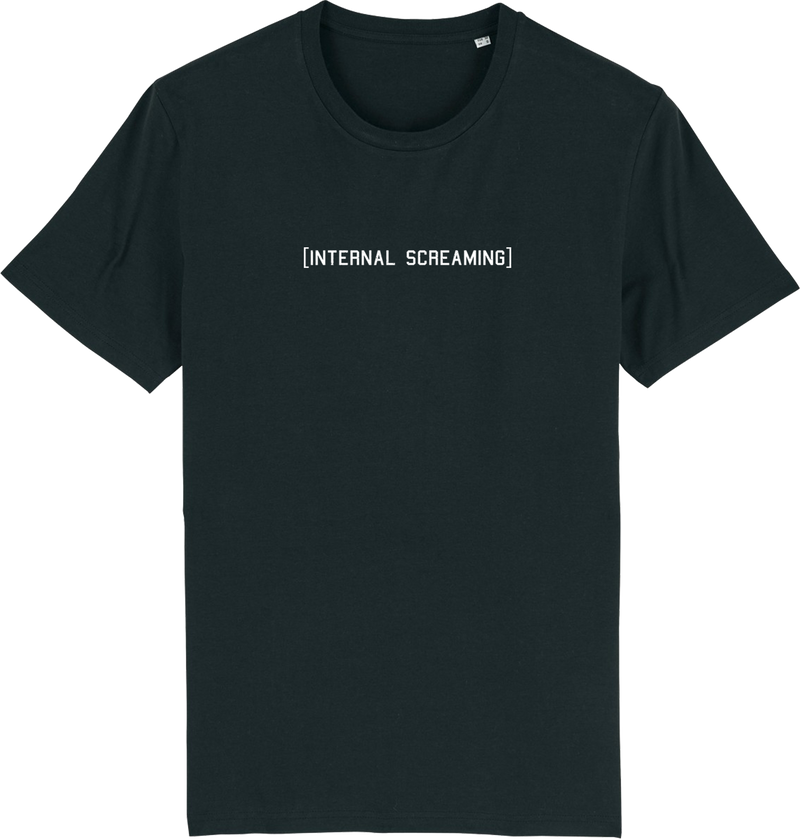 Mens Internal Screaming T-shirt