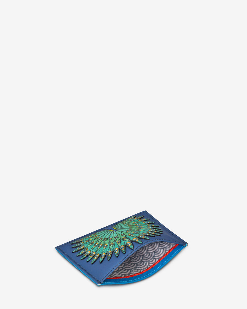 Peacock Academy Card Holder