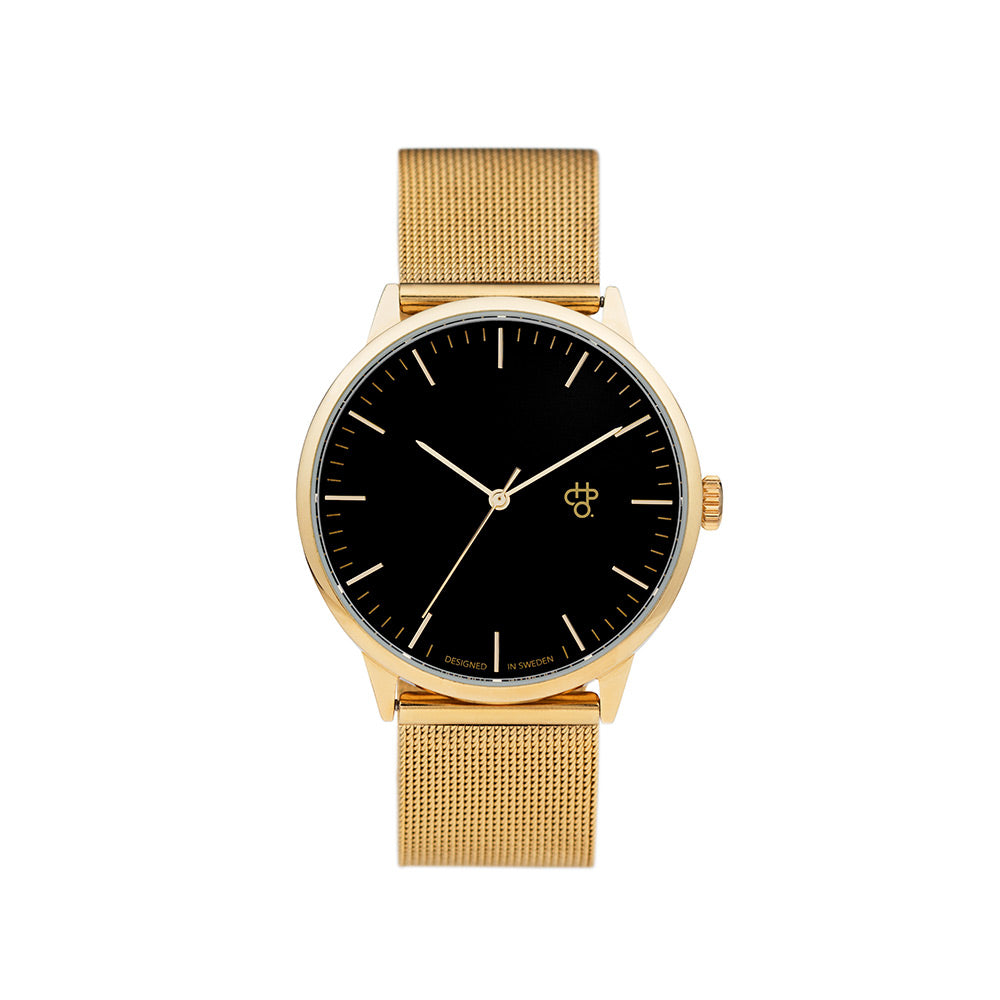 NANDO WATCH mesh strap
