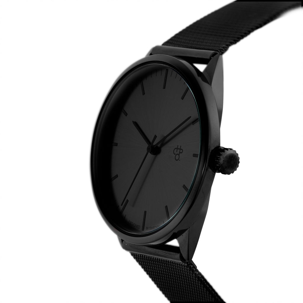 NANDO WATCH metal mesh strap