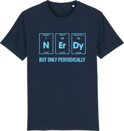 Mens Nerdy Organic T-Shirt - ONLINE EXCLUSIVE