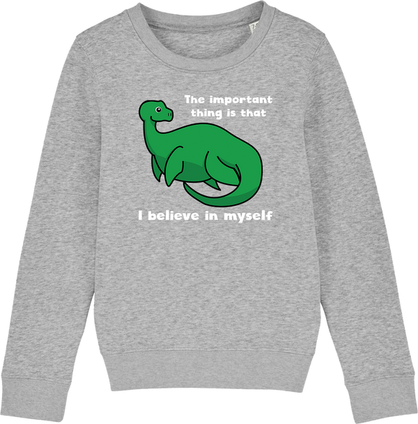 Youth Nessie Organic Sweatshirt