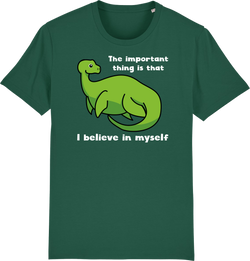 Mens Nessie Organic T-Shirt - ONLINE EXCLUSIVE