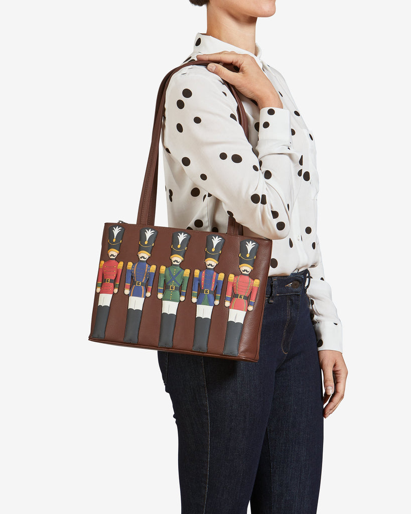 Nutcracker Shoulder Bag