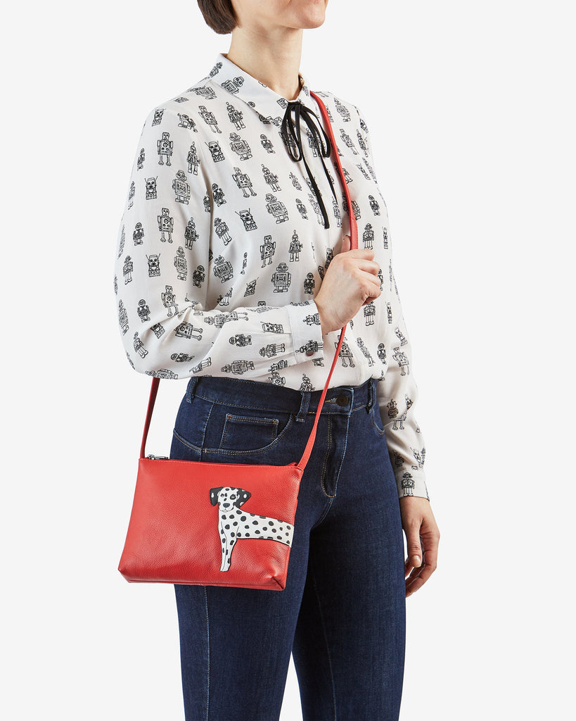 Penny The Dalmation Crossbody Bag