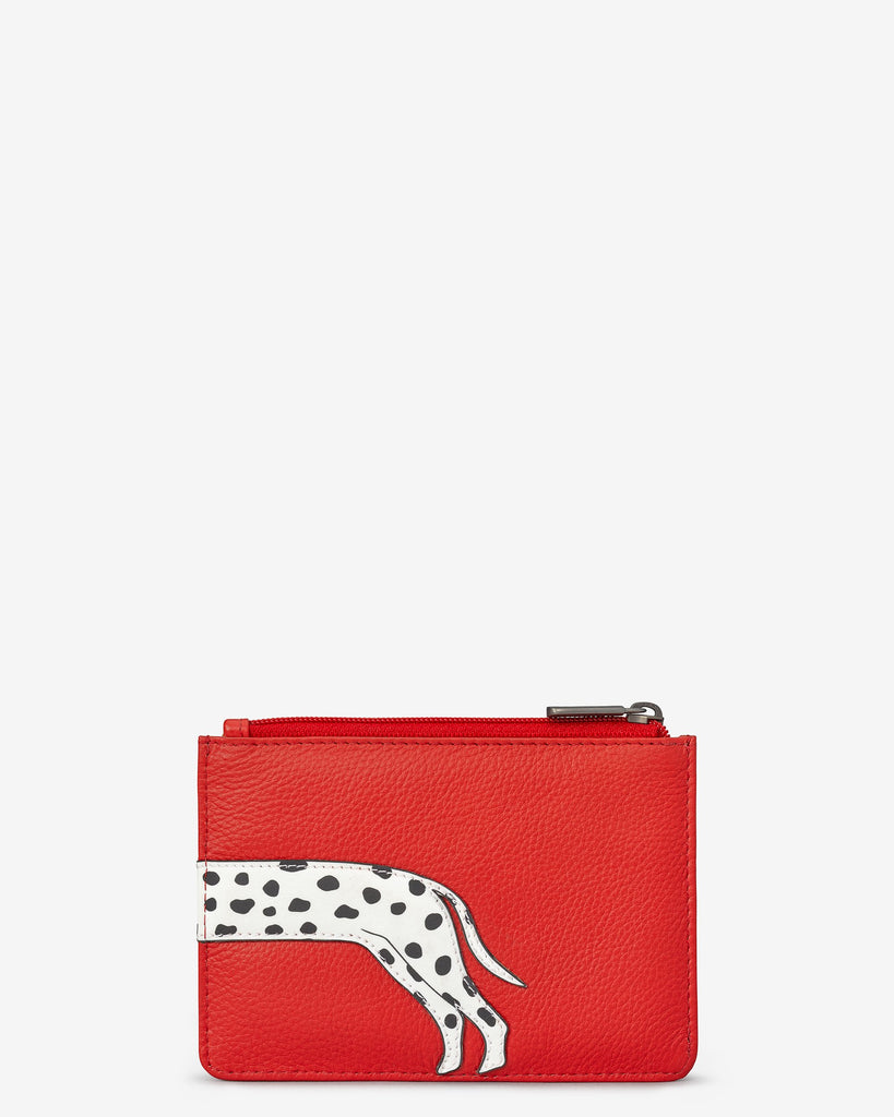 Penny The Dalmation Zip Top Purse