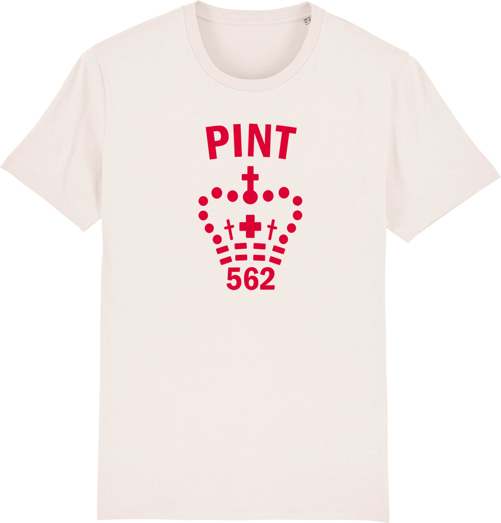 Mens Pint Organic T-Shirt