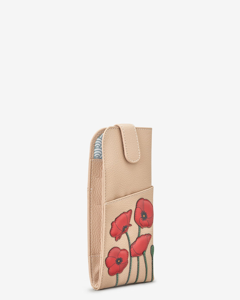 Poppy Glasses Case