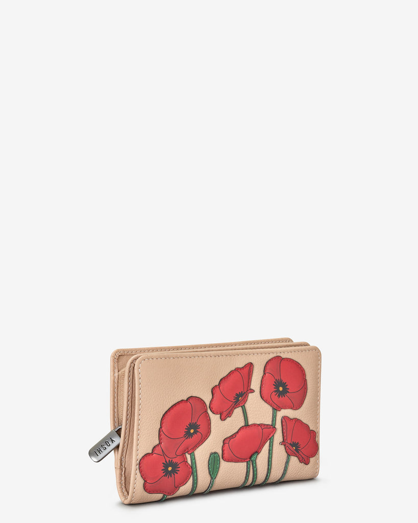 Poppy Zip Round Purse