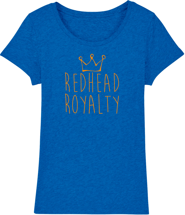 Womens Redhead Royalty T-Shirt