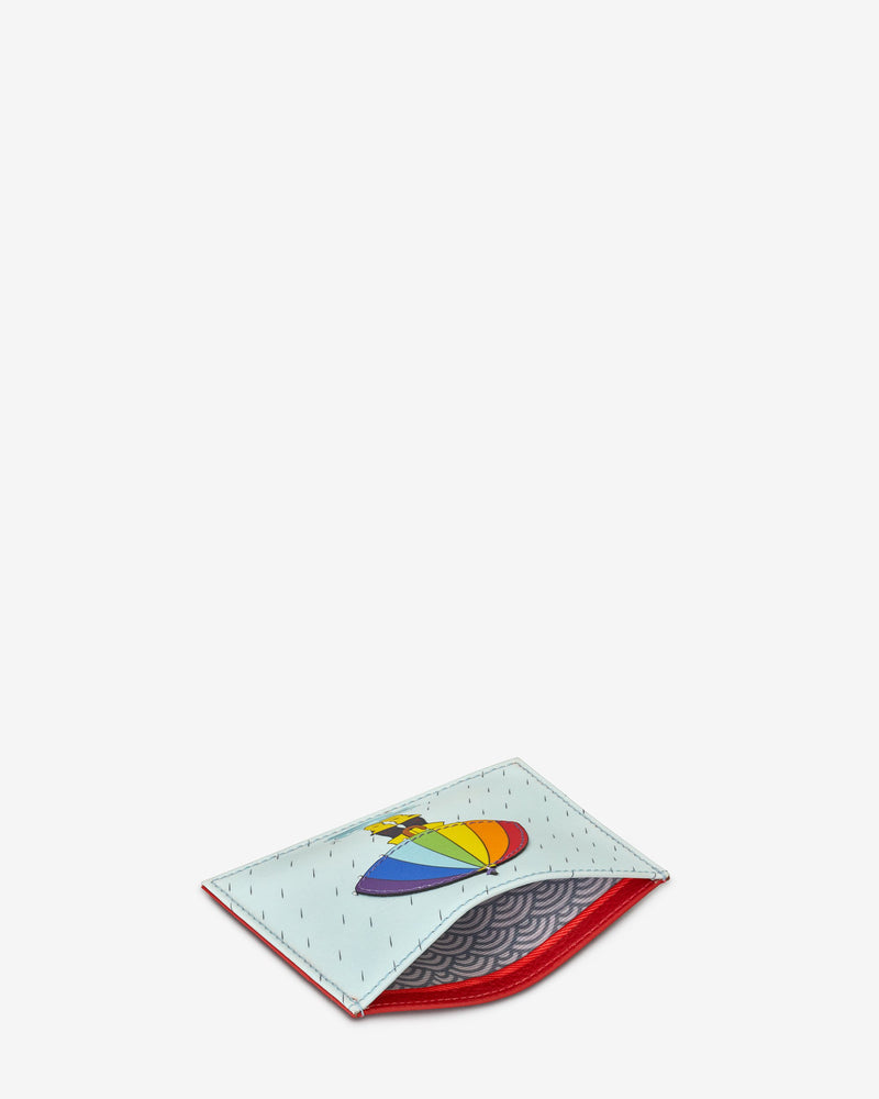 Rainy Day Academy Card Holder
