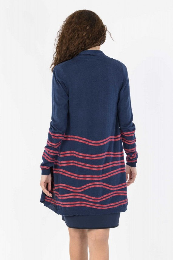 BISITAZIO SWEATER DARK BLUE