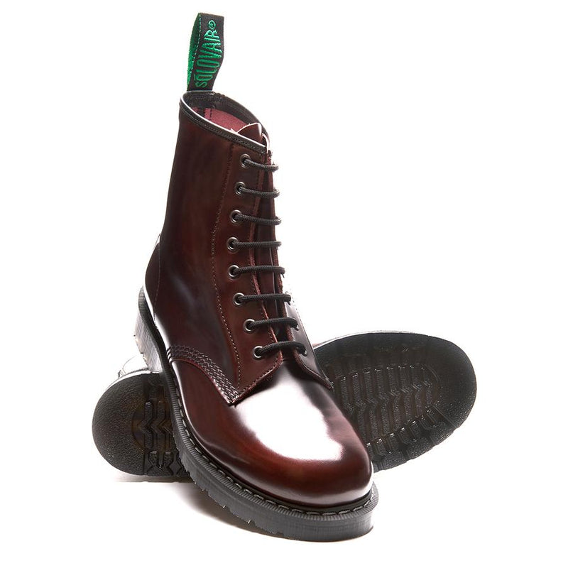 Classic 8 Eye Derby Boot