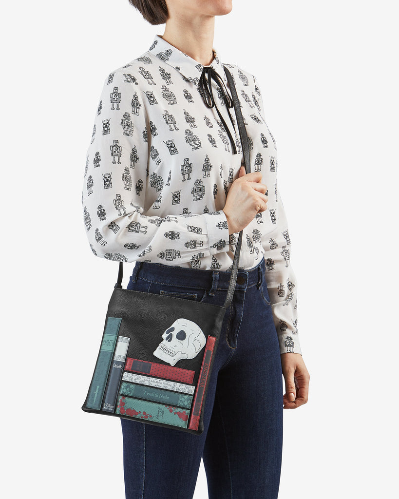 Shakespeare Crossbody Bag