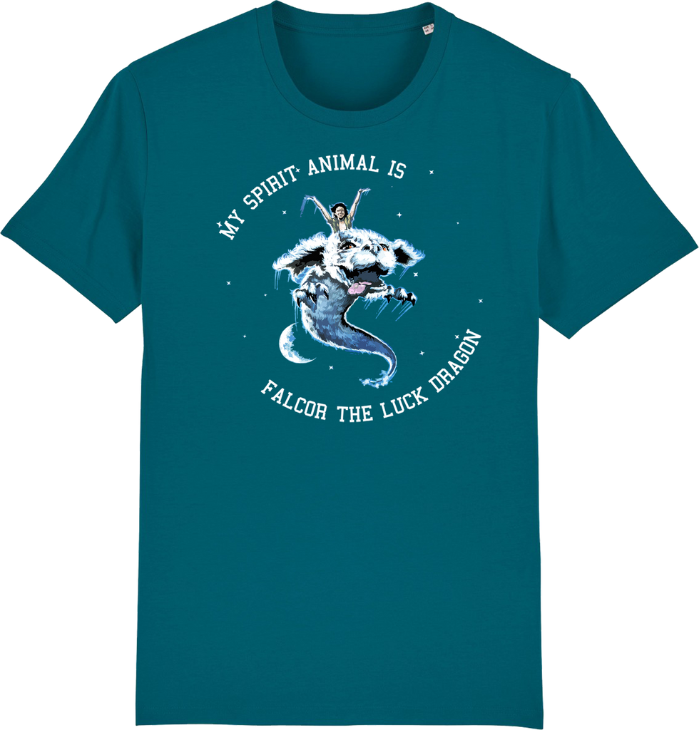 Mens Spirit Animal Organic T-Shirt