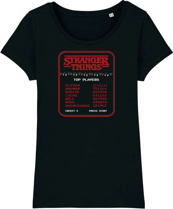 Womens Stranger Things T-shirt