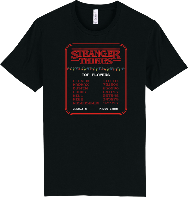 Mens Stranger Things T-Shirts