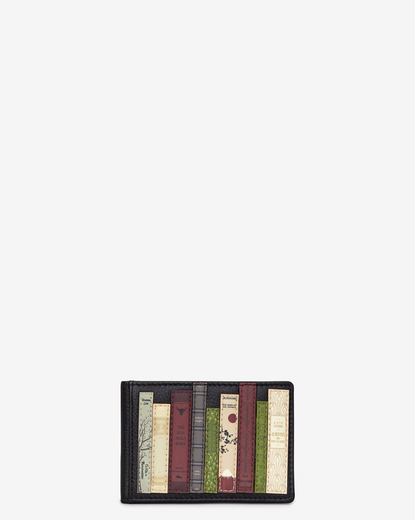 Bookworm Travel Pass Holder