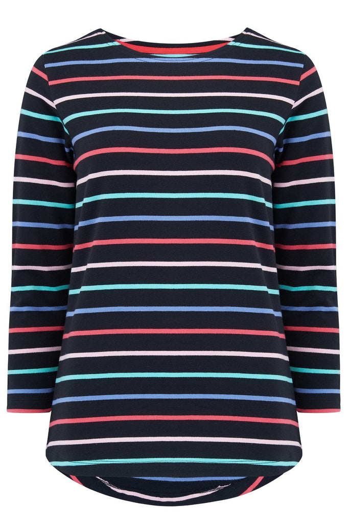 Brighton Multi Stripe Top