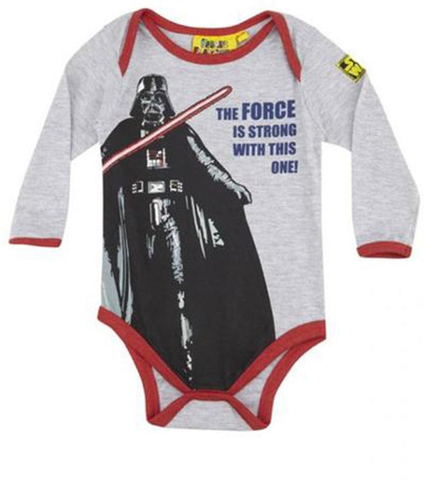 The Force is Strong Babygrow