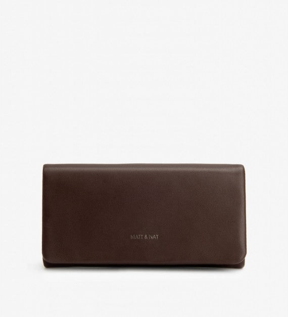 VERSO LOOM WALLET SOIL