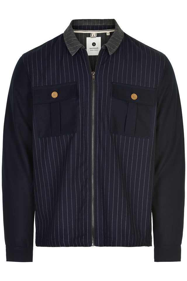 Akotto Wool Overshirt